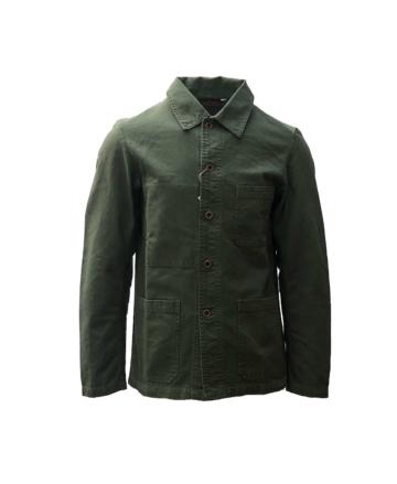 vetra workwear jacket jade green