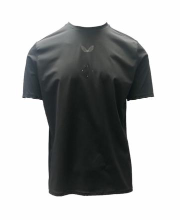 Castore black technical performance Tee shirt
