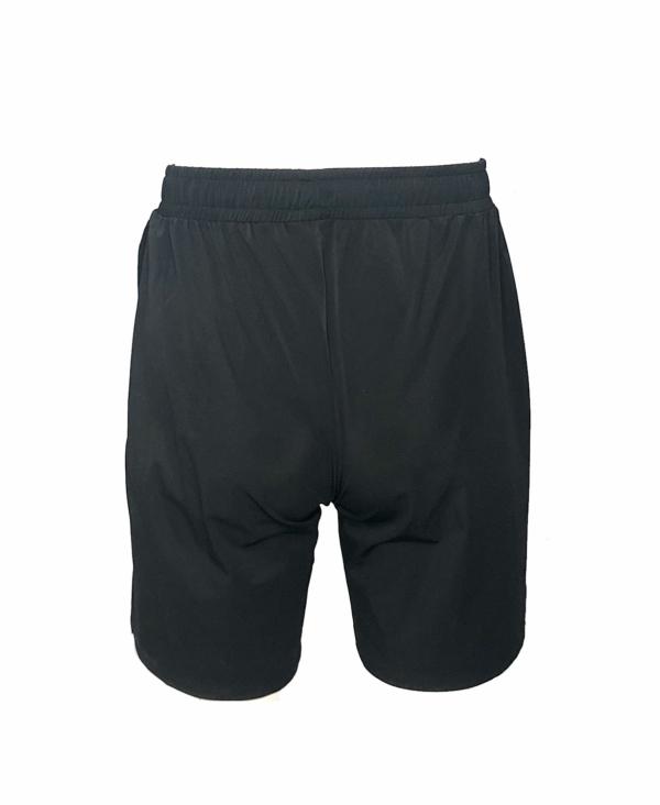 Castore black running shorts